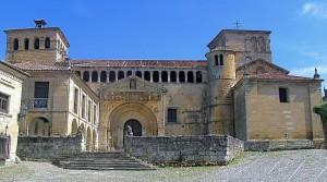 Colegiata Santa Juliana en Santillana del Mar 1