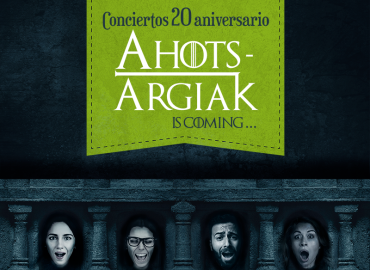 Ahots-Argiak is coming…